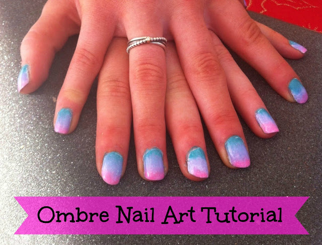 Ombre Nail Art Review