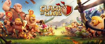 Download Game Clash of Clans Apk Android Update