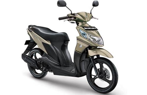 Harga, Spesifikasi dan Warna Suzuki Nex 2017