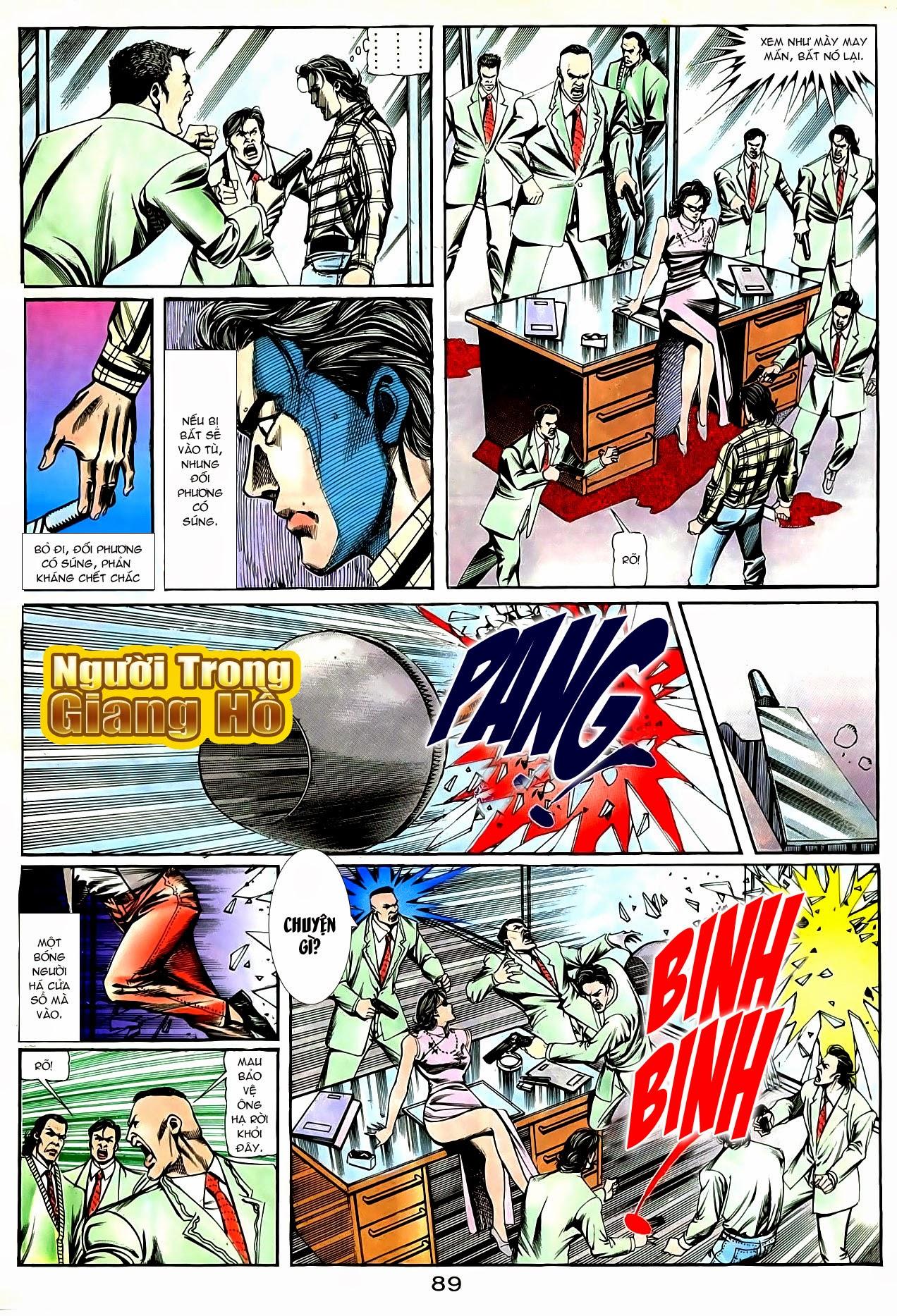 Người Trong Giang Hồ chapter 90: giang hồ hiểm trang 25