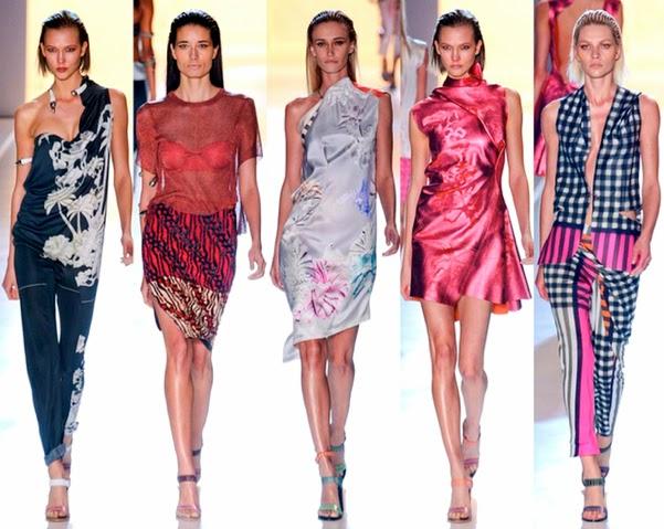 Revista Coma: Tendencias de moda Primavera-Verano 2014