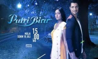 Sinopsis Putri Biru Lengkap Daftar Pemainnya, Inilah Serial India ANTV Dibintangi Vin Rana!