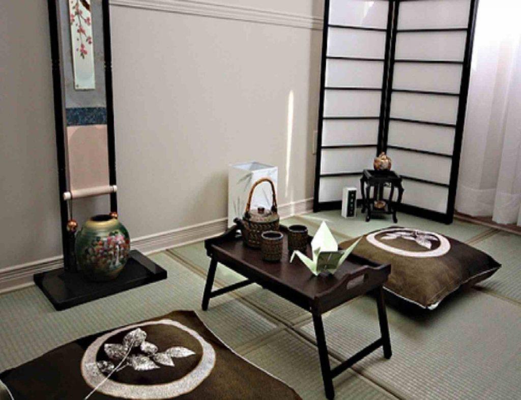 50 Desain Interior Ruang Tamu Minimalis Gaya Jepang ...