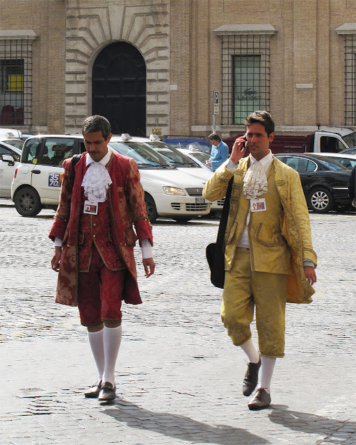 Piazza di Spagna, Roma