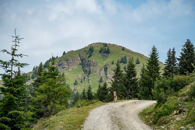 Kleberkopf und Spielberghaus  Wandern in Saalbach 06