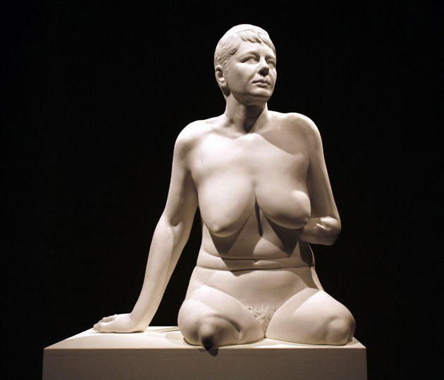 Marc Quinn. Escultura | Sculpture
