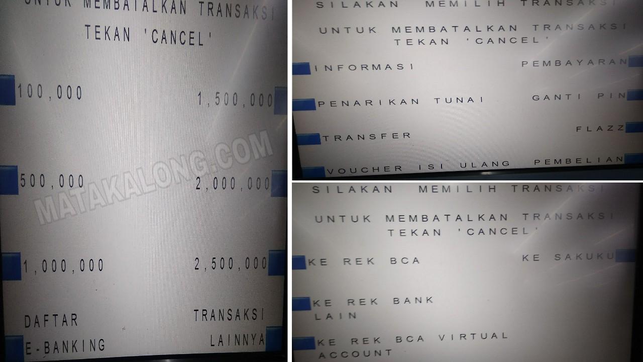 Cara Bayar Cicilan Home Credit Lewat ATM