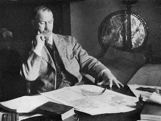 Percy Fawcett en la RGS