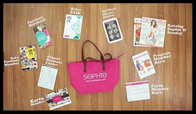 stater kit, stater kit sophie paris, sophie paris, sophie martin, welcome program, welcome program member sophie paris, member sophie paris, buku panduan member, tas member sophie paris, daftar member, daftar member sophie paris, rekrut member