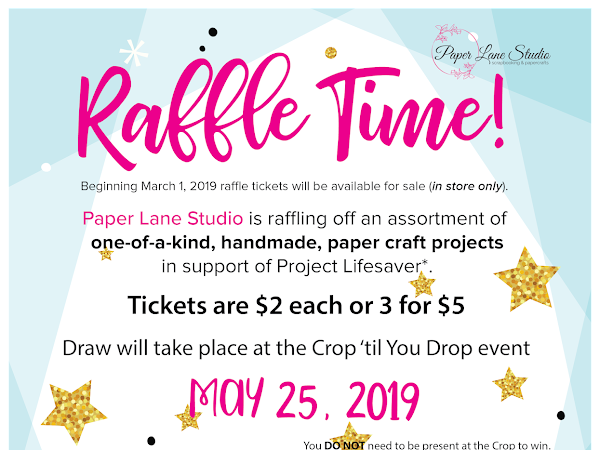 Charity Raffle and Information for Project Lifesaver Simcoe