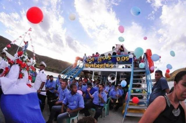 Em Piranhas, Vila de Entremontes celebra festa de Bom Jesus dos Navegantes