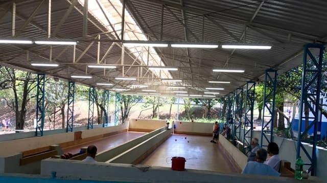 Parque CERET - Bocha