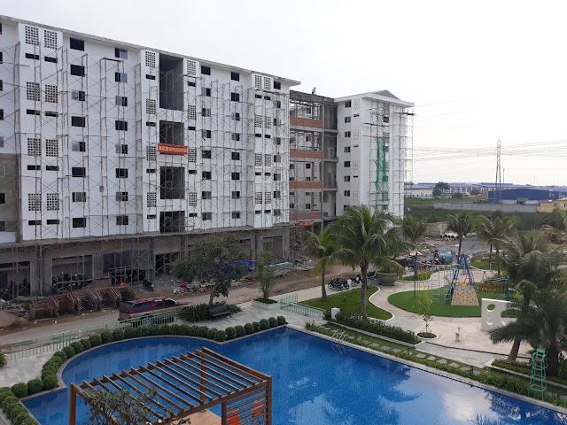 Vì sao các gia đình trẻ nên chọn căn hộ PHÚC AN CITY?
