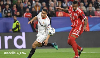 Bayern Munich vs Sevilla 0-0