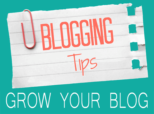 Top Blogging Tips You Should Follow Before Re-designing Your Blog