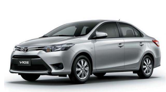 2018 Toyota Vios Malaysia