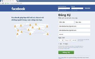 Làm thế nào để không để người khác xem avatar facebook của mình