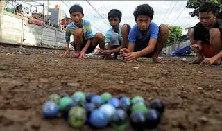 Permainan Gundu / Kelereng