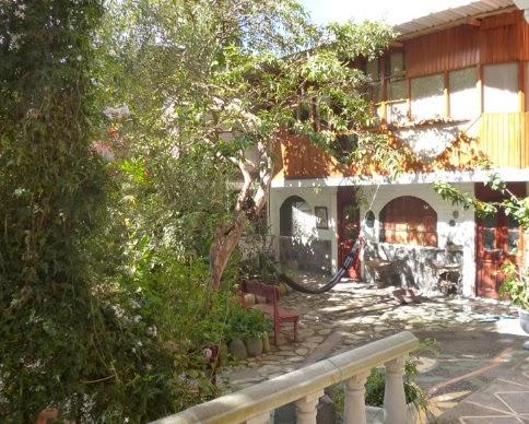 Hoteles en Baños - Hotel Jardín de Mariane