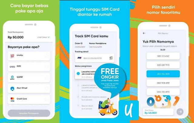 Download Aplikasi by.U - Provider Serba Digital dengan kelebihannya di Android