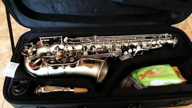 Komunitas saxophone Bali