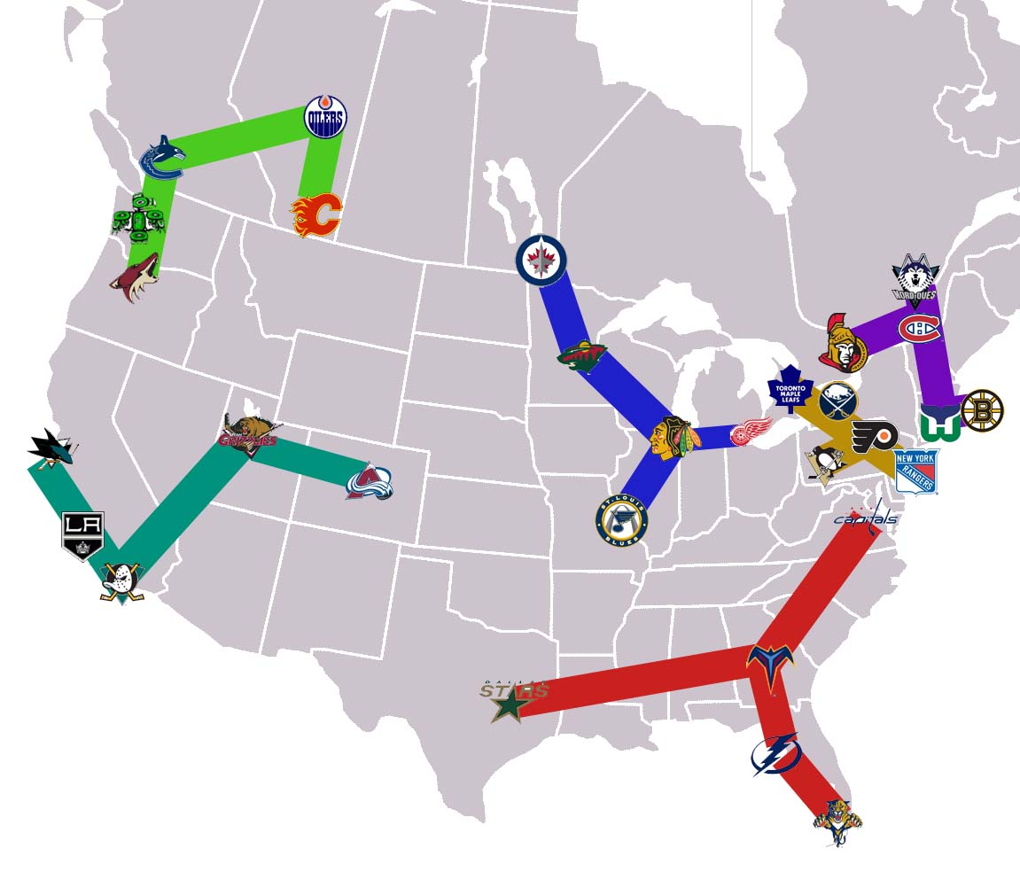 Emerald City Sports A New National Hockey League