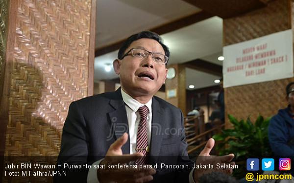 BIN: Pengadang Neno Warisman di Riau Bisa Saja Orang Luar