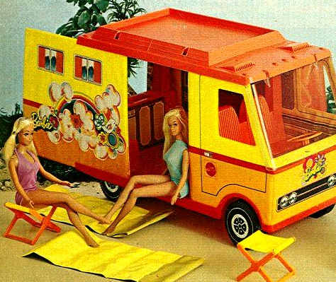 The Ag Minis Of Snickerdoodle Street Motorhome For Minis