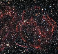 Supernova Remnant DEM L316A