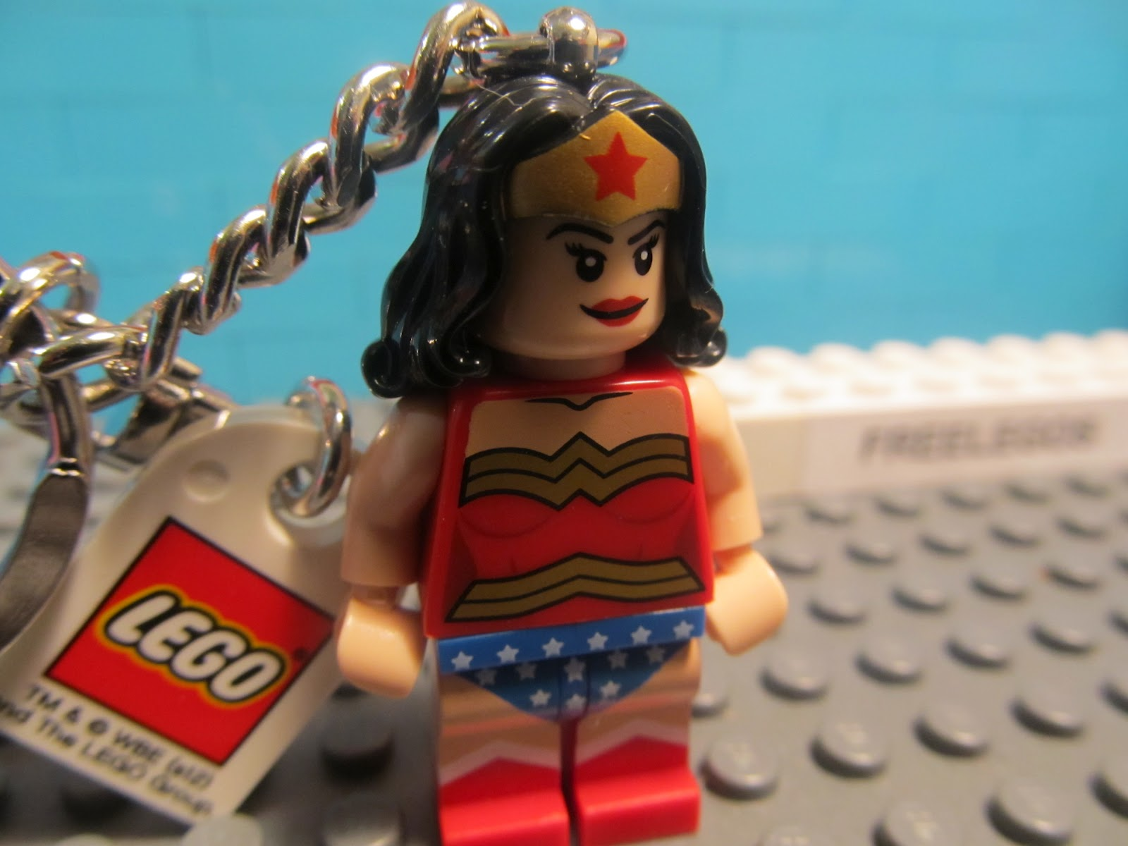 LEGO 853433 DC Universe Superheroes WONDER WOMAN ...
