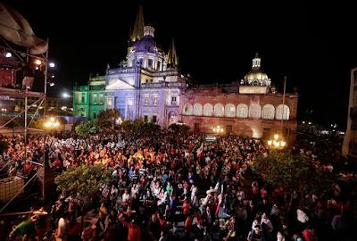 grito de independencia Guadalajara 2017