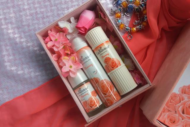 Enchanteur Stunning deodorant talcum