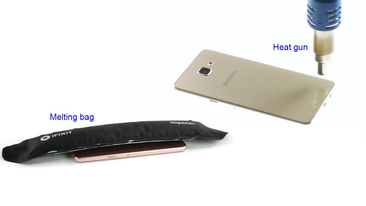 Cara Mengganti Baterai Samsung Galaxy A3 A5 A7 A9 2016
