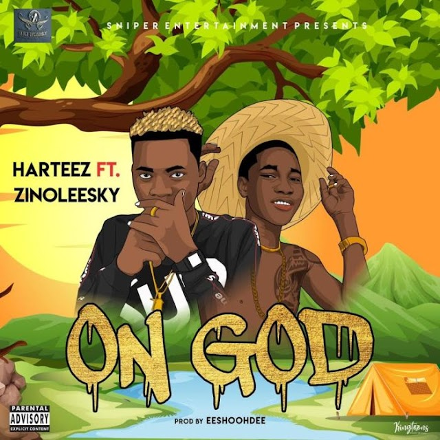 [Music] Harteez Ft. Zinoleesky – On God