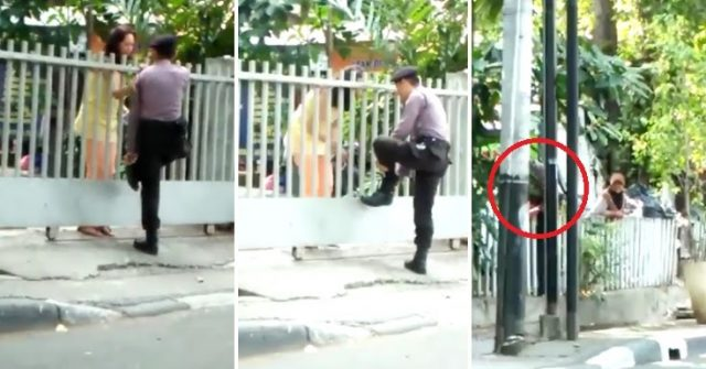 Video Polisi di Gedung LBH Ini Bikin Heboh Netizen Hingga Pimpinan MPR