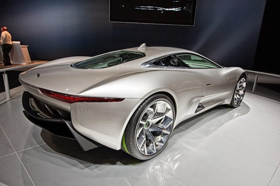 2014 Jaguar Cx75 Wallpapers 2017 2018 Cars Pictures