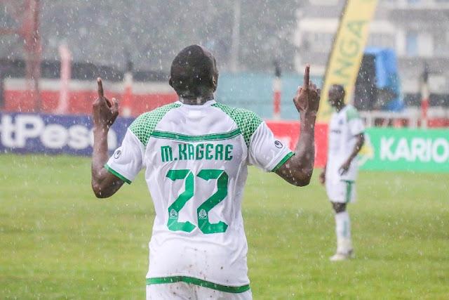 Gor Mahia Yatinga Fainali Ya Super Cup Baada Ya Kuilaza Singida Kwa Mabao 2-0