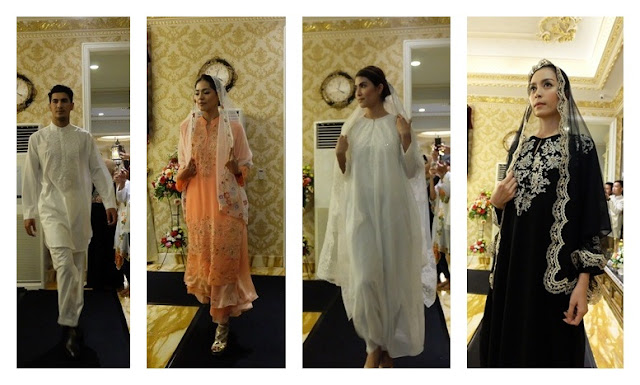 muslim fashion show