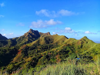 How Mount Batulao Got Its Name – a Folkloric Story
