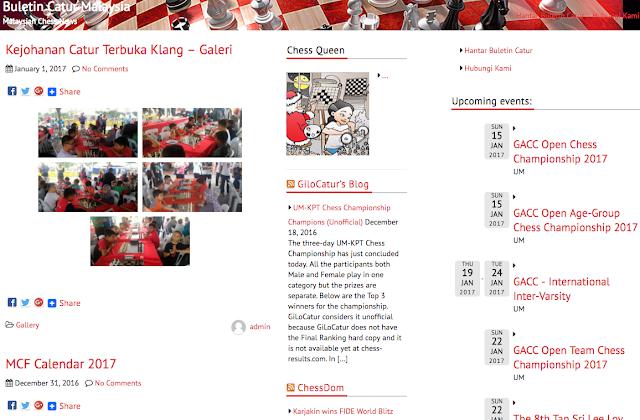 New Malaysian Website