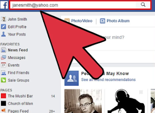 Profile Facebook Search