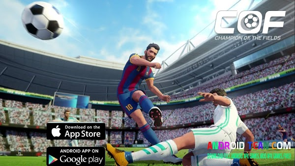 COF 2019 Champion Of The Fields Android Soccer Game