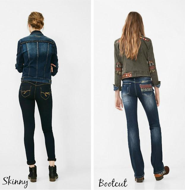 desigual exotic jeans