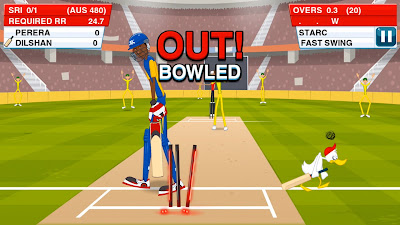Free Download Stick Cricket 2 PC Game