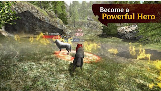 Game The Wolf Apk mod android.
