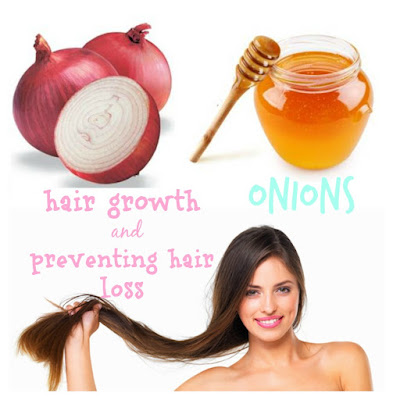 Onion Paste Topically to Grow Hair Naturally