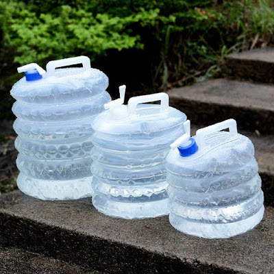 Camping Foldable Water Bucket