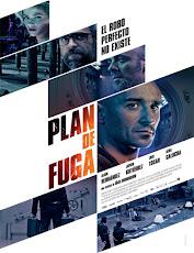 pelicula Plan de fuga (2016)