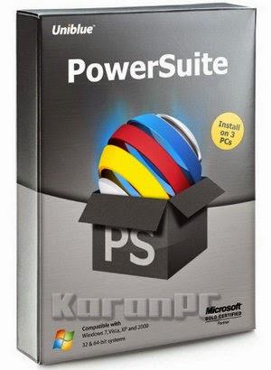 Uniblue PowerSuite 2015 4.3.1.0 + Key