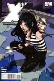 Cover of X-23 Volume One: The Killing Dream